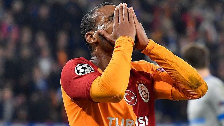 <h2> Galatasaray'da çöküş!</h2>