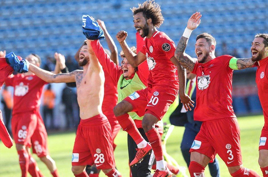 <h2>Antalyaspor- 14 puan</h2>