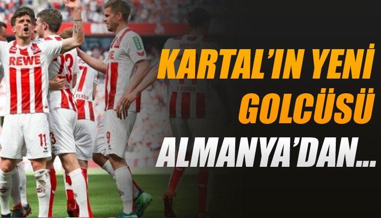 Beşiktaş aradığı golcüyü Almanya'da buldu!