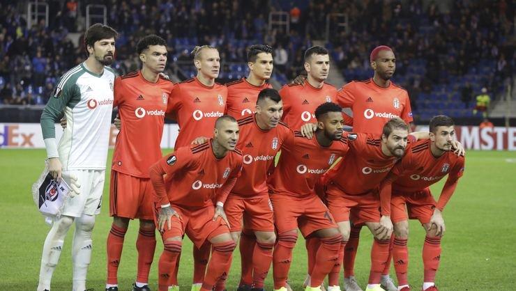 <h2>Beşiktaş'ta büyük şok!</h2>
