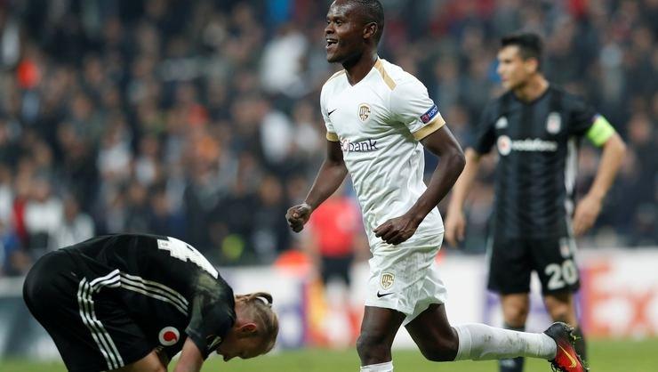 <h2>Beşiktaş'tan Genk'in Tanzanyalı yıldızı Samatta'ya özel önlem</h2>