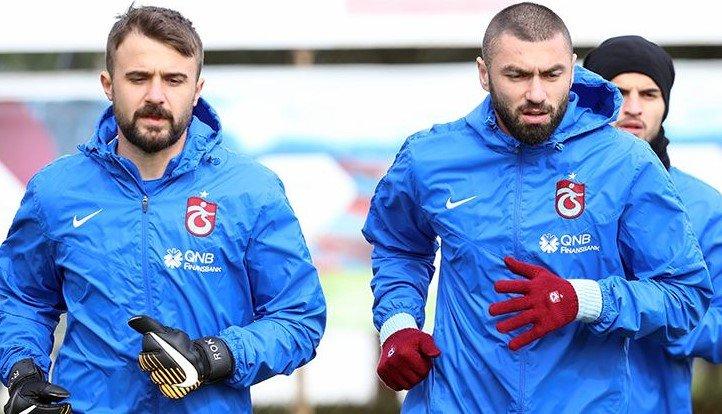 <h2>Beşiktaş'tan Onur Kıvrak ve Burak Yılmaz formülü!</h2>