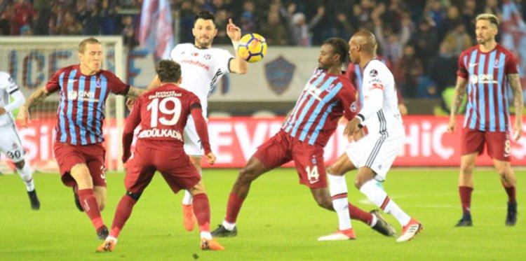 Beşiktaş'tan Trabzonspor'a 2 takas teklifi