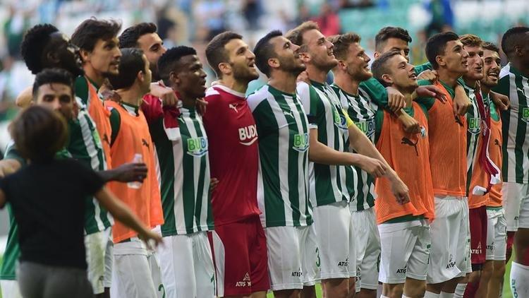 <h2>Bursaspor - 19 puan</h2>