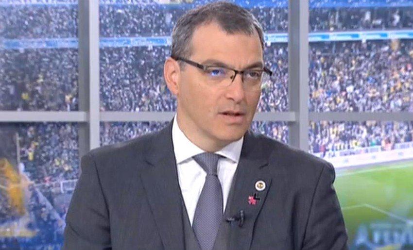 Comolli, FBTV'de açıkladı: Yeni teknik direktörümüz