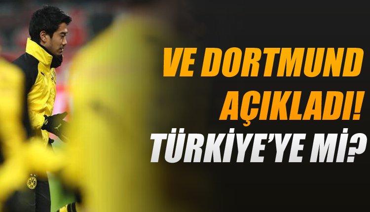 Dortmund resmen açıkladı! Galatasaray ve Beşiktaş...