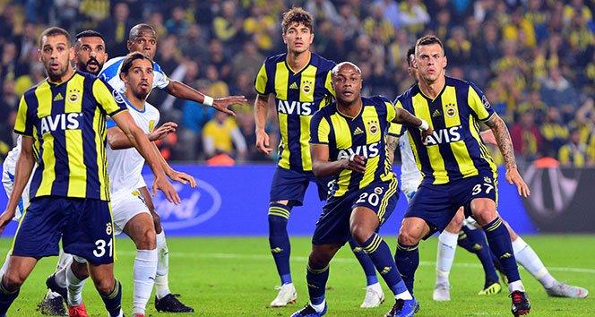 <h2>Fenerbahçe  - 9 puan</h2>