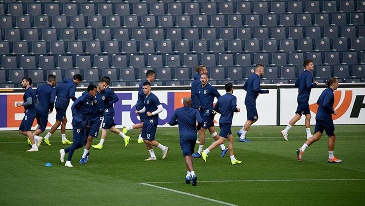 <h2>Fenerbahçe, Anderlecht'e hazır</h2>