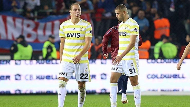 <h2>Fenerbahçe'de ayrılık kararı! Slimani gidiyor...</h2>