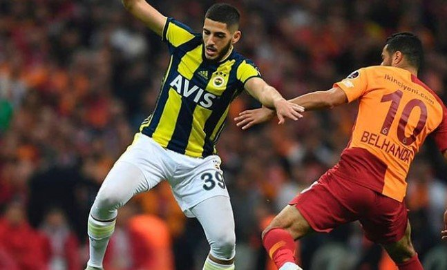 <h2>Fenerbahçe'de Benzia ve Şener Trabzonspor karşısında yok</h2>