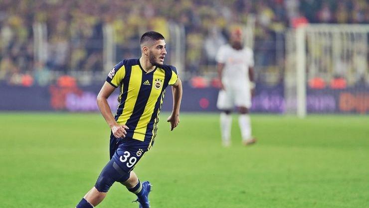 <h2>Fenerbahçe'de Yassine Benzia kadro dışı kaldı</h2>