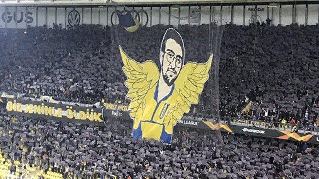 <h2>Fenerbahçe'den Korey Şener koreografisi</h2>