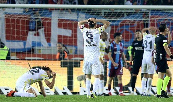 <h2>Fenerbahçe'nin yenilgi rekoruna 3 kaldı...</h2>