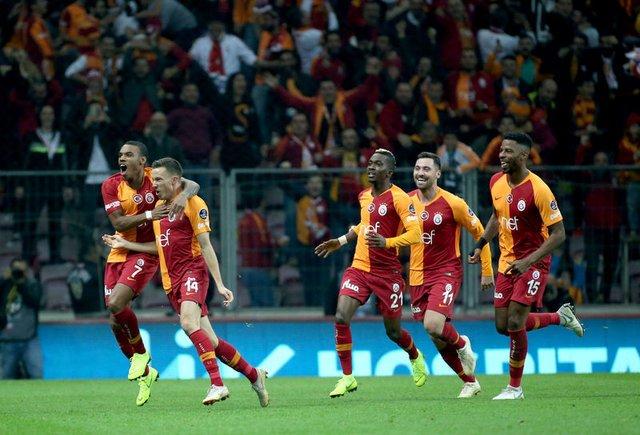 Galatasaray'a Belçika'dan sürpriz golcü