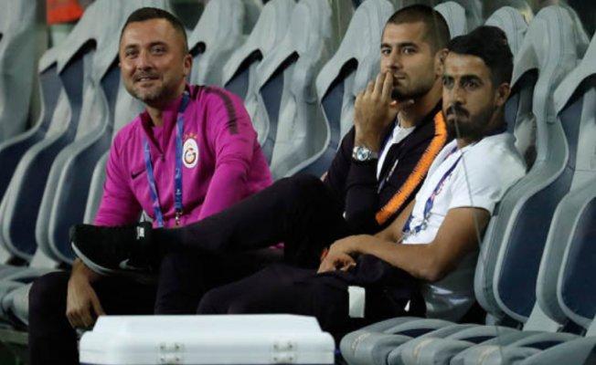 Galatasaray'da Eren Derdiyok için flaş karar
