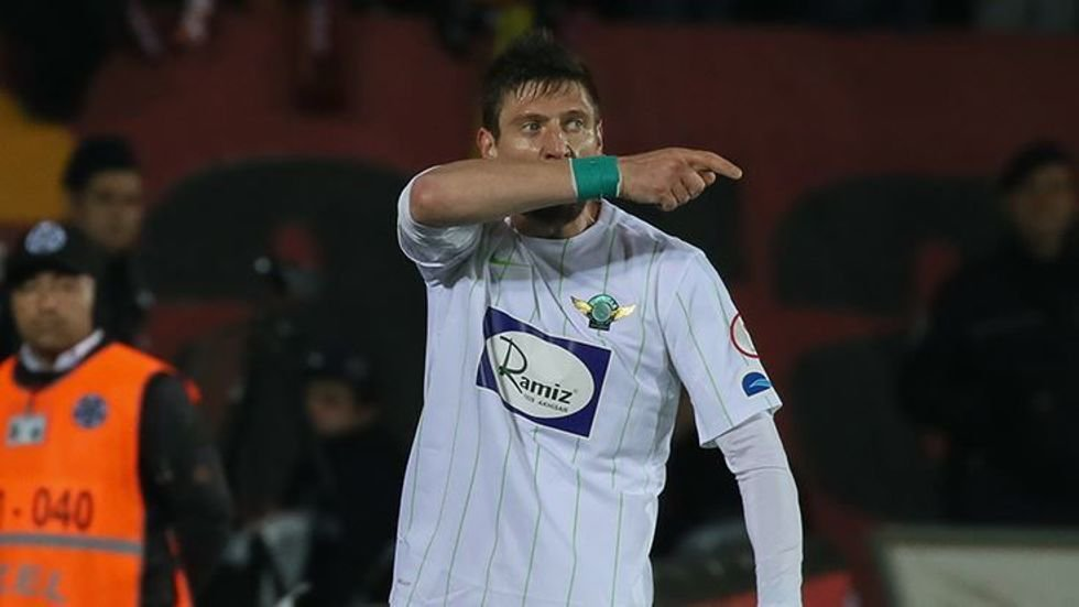 <h2>Galatasaray'da rota yeniden: Seleznov</h2>