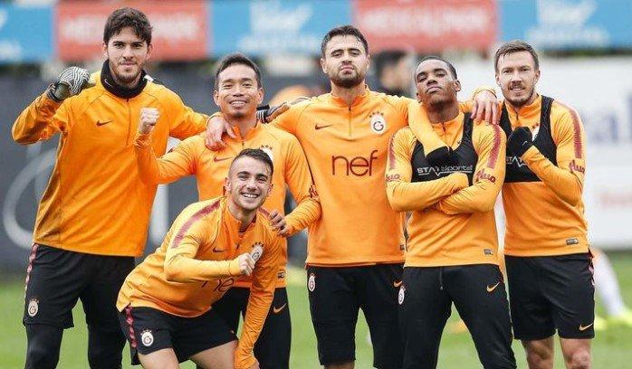 <h2>Galatasaray'da S.O.S.</h2>