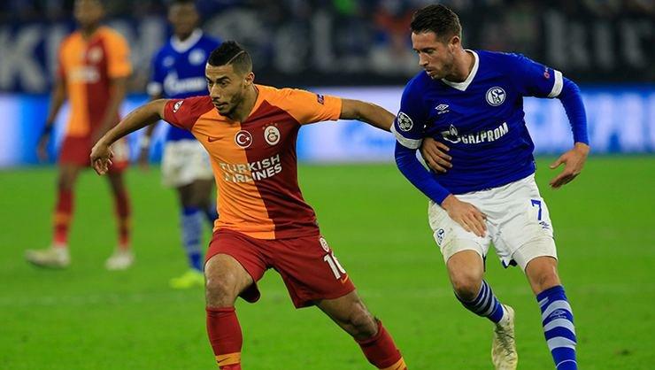 <h2>Galatasaray'da tek koşan Belhanda</h2>