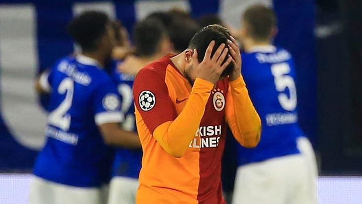 <h2>Galatasaray'ın koşacak hali yok!</h2>