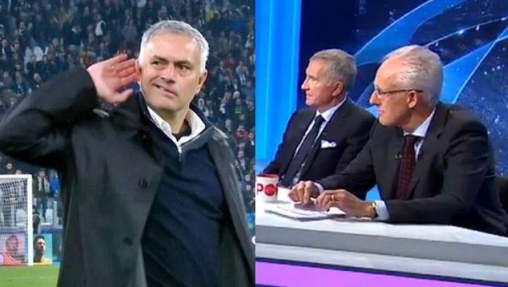 <h2>Mourinho'yu eleştiren Souness'a bayrak hatırlatması</h2>