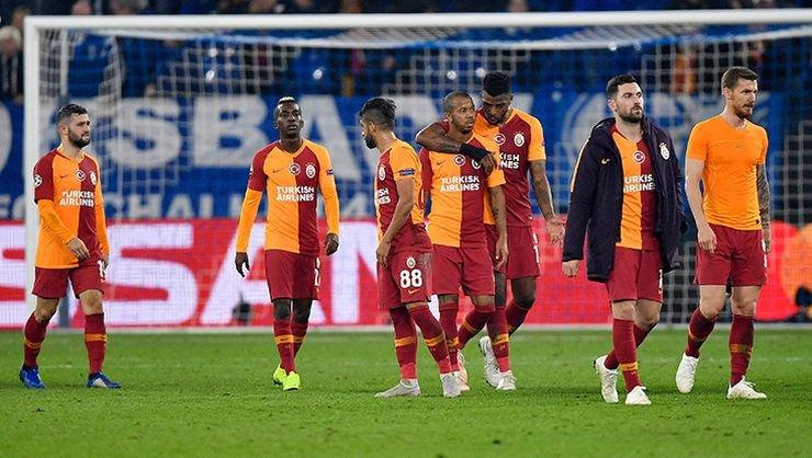 <h2>Schalke-Galatasaray maç sonucu: 2-0</h2>