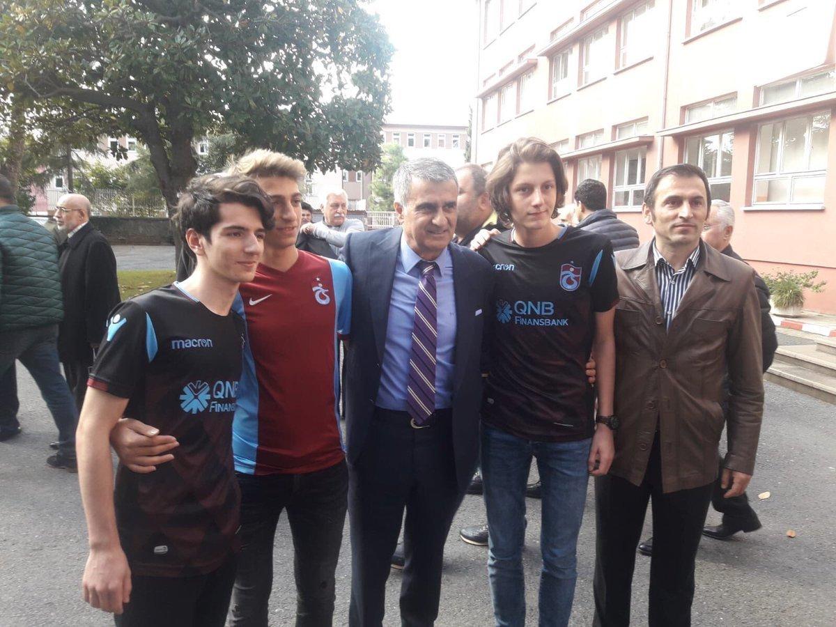 Şenol Güneş'ten Trabzonspor açıklaması! \