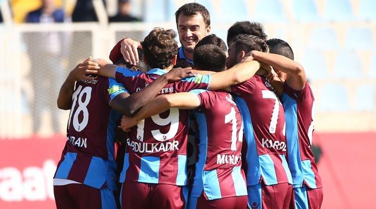 <h2>Trabzonspor - 17 puan</h2>