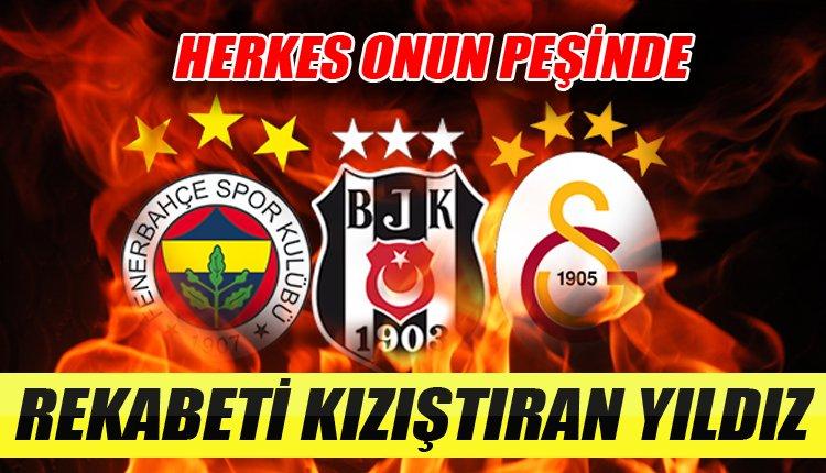 Transferde yarış kızıştı! Fenerbahçe ve Galatasaray'ın istediği Beşiktaşlı