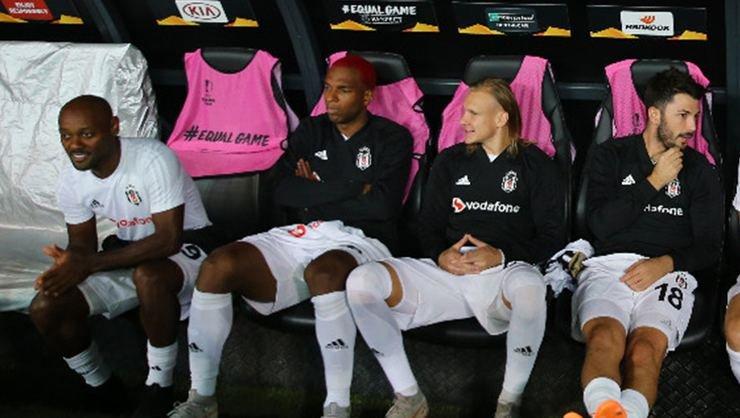 <h2> Beşiktaş'ta Love ve Babel'e transfer izni çıktı</h2>