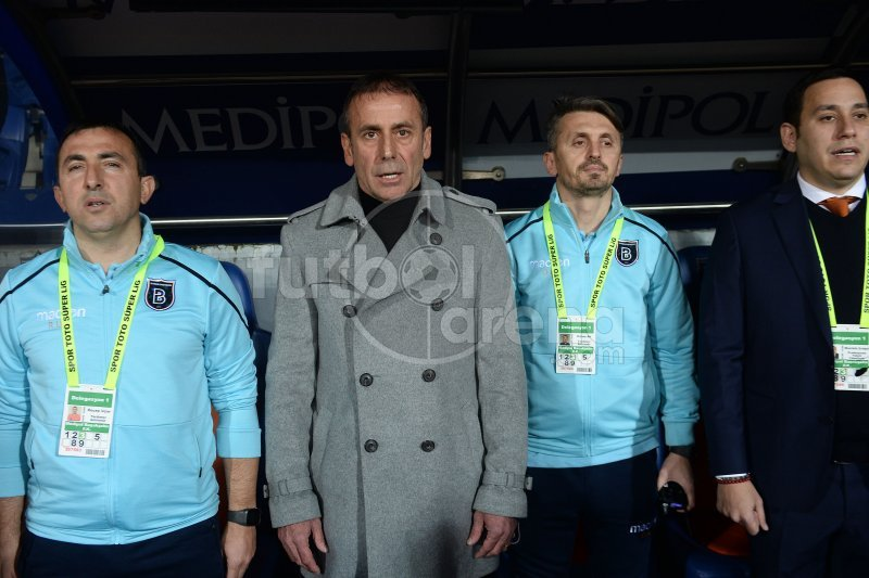 Abdullah Avcı'dan maç sonu Galatasaray'a gönderme