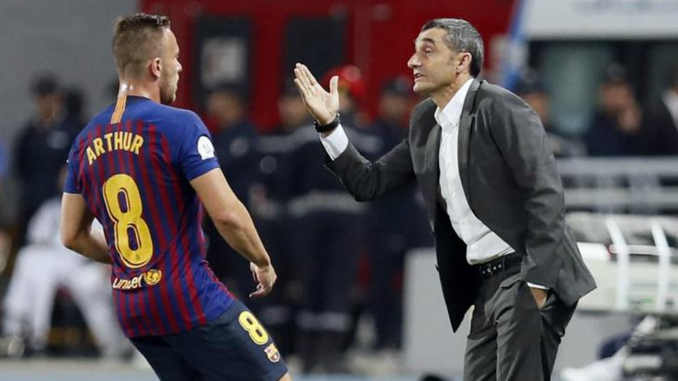 <h2>Arthur - Barcelona </h2>