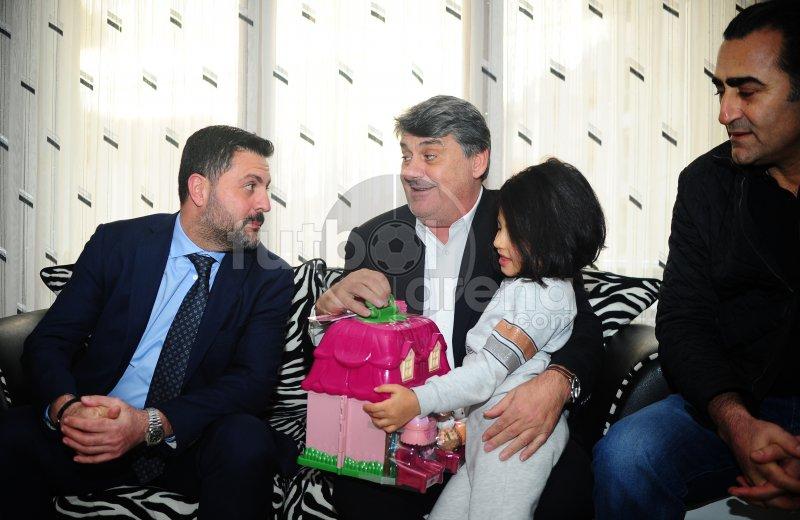 Beşiktaşlı yöneticilerden Mehmet Tutulkan için taziye