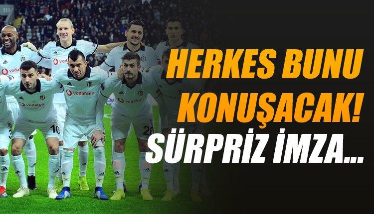 Beşiktaş'ta sürpriz transfer kararı... Sözleşme teklif edildi!