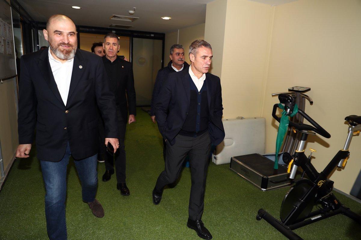 Ersun Yanal beklenen Fenerbahçe paylaşımını yaptı