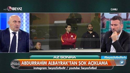 Ertem Şener canlı yayında Galatasaray'ın yeni transferini açıkladı