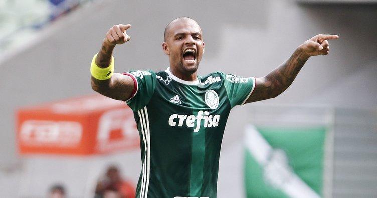 <h2>Felipe Melo'nun Palmeiras performansı</h2>