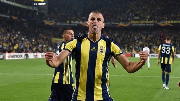 Fenerbahçe'de Slimani'nin yerine gol makinesi geliyor!