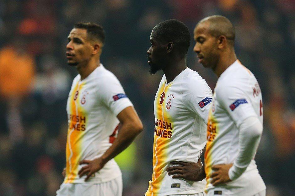 Galatasaray'a şok! Avrupa'da PSG ile birlikte zirvede