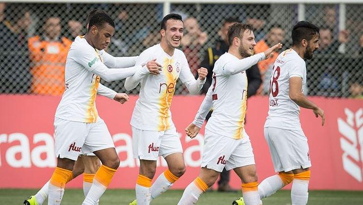 <h2>Galatasaray'da gençler nasıl oynadı?</h2>
