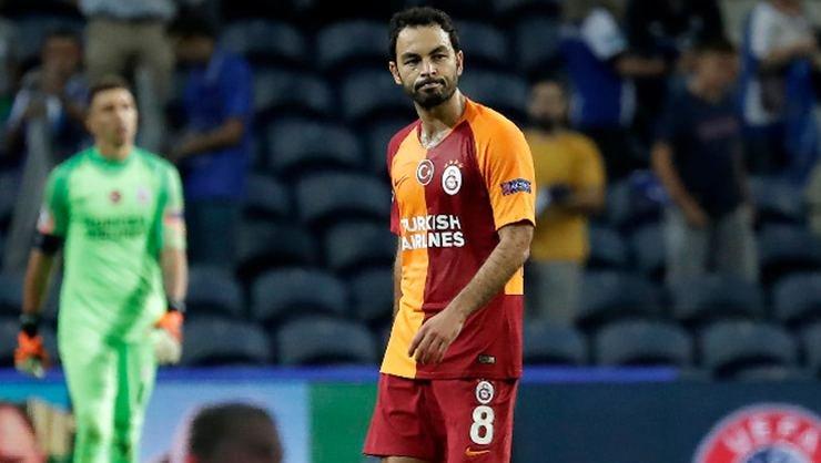 <h2>İşte Galatasaray'ın Selçuk İnan kararı</h2>