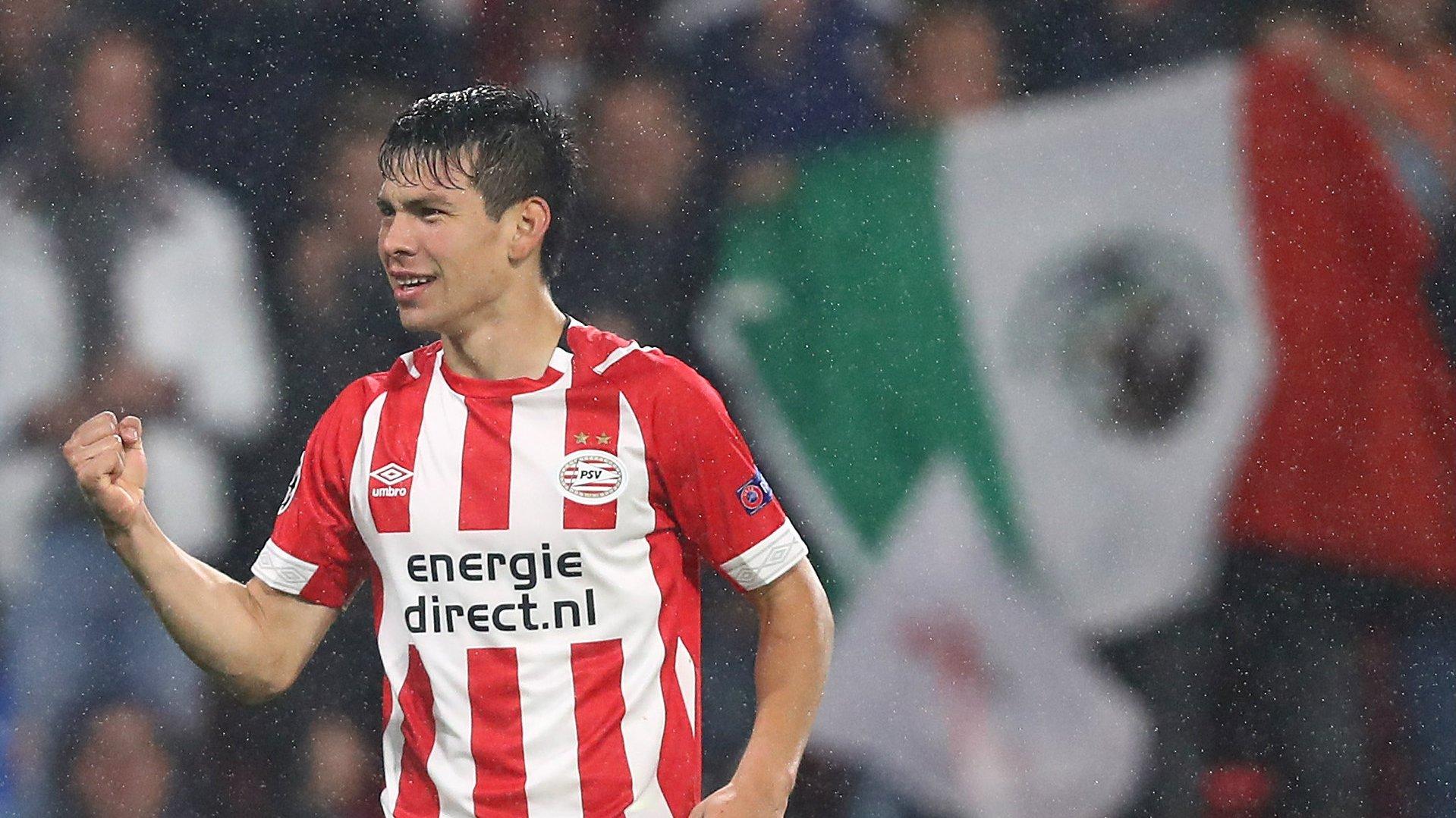 <h2>Lozano - PSV</h2>