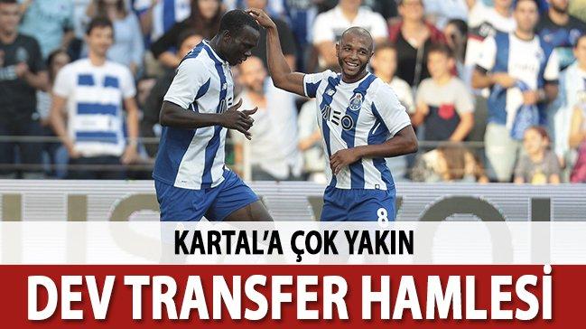 Porto'dan Beşiktaş'a dev transfer hamlesi!