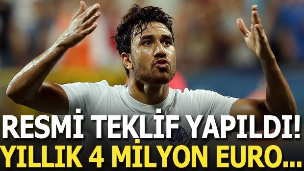 Resmi teklif yapıldı! Yıllık 4 milyon euro...