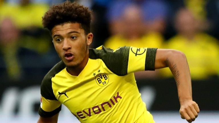 <h2>Sancho - Dortmund</h2>