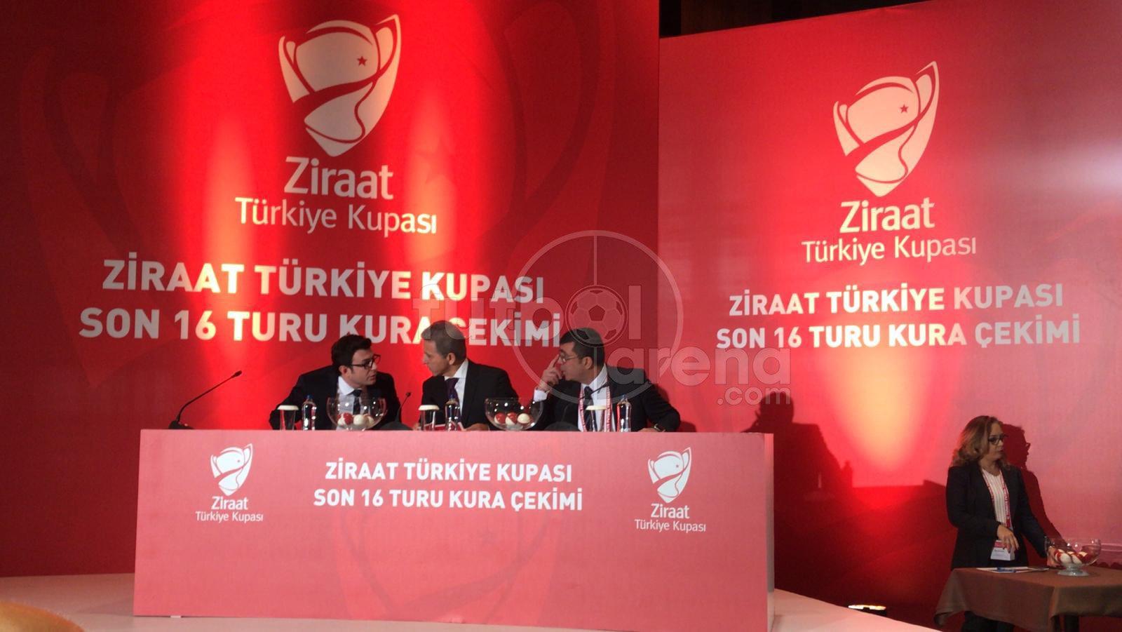 Ziraat Türkiye Kupasında Son 16 Turu Eşleşmeleri Belli Oldu 87