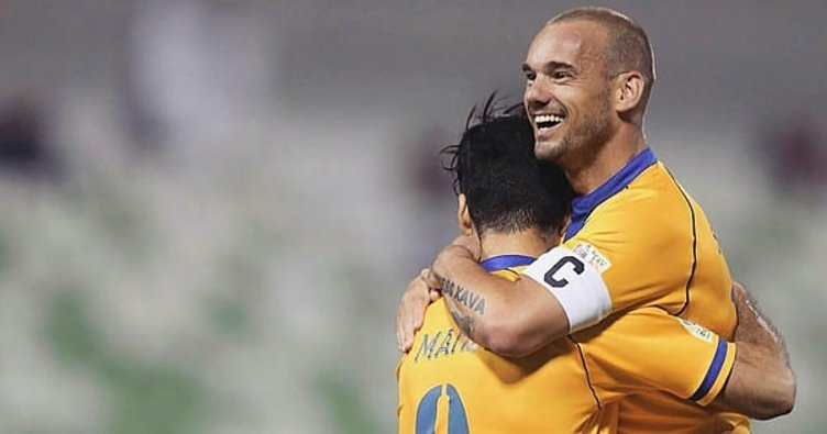 Adana Demirspor açıkladı... Sneijder'in transferinde yeni gelişme!
