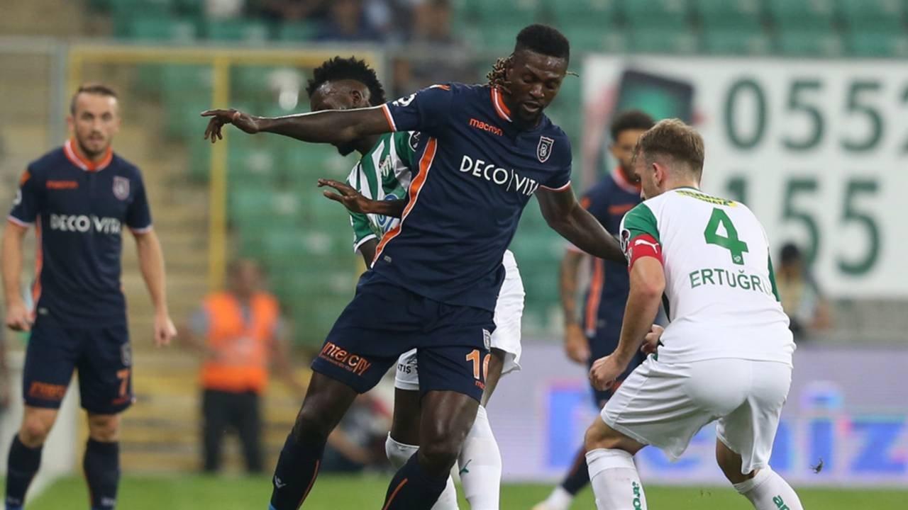 <h2>Adebayor Başakşehir'de kaç gol attı?</h2>