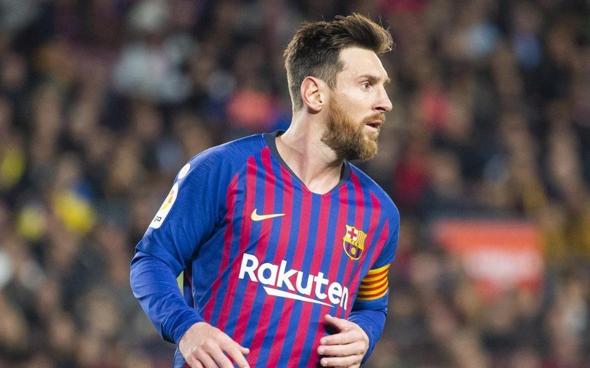 <h2>Barcelona'dan Şenol Güneş'e Messi yanıtı</h2>