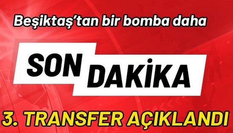 Beşiktaş transferi açıkladı! Görüşmelere başlandı
