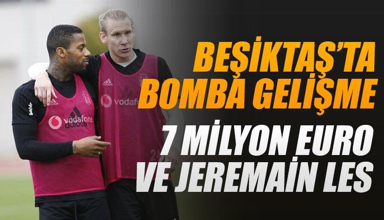 'Beşiktaş'ta bomba gelişme! 7 milyon euro ve Lens...